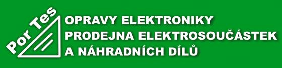 Opravna elektroniky a prodejna součástek PorTes